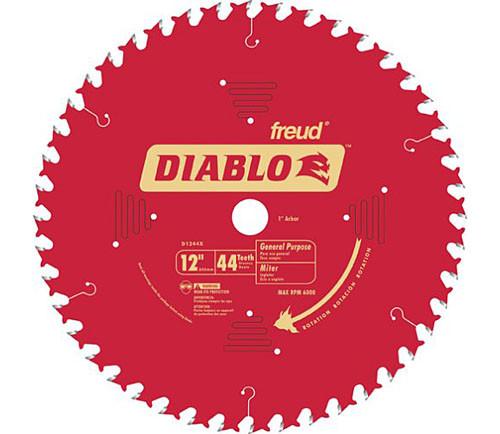 "Freud Diablo 12"" CT General Purpose Saw Blade"