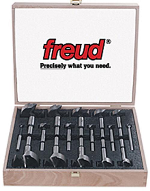 Freud HSS Forstner Bit 16-Piece Set