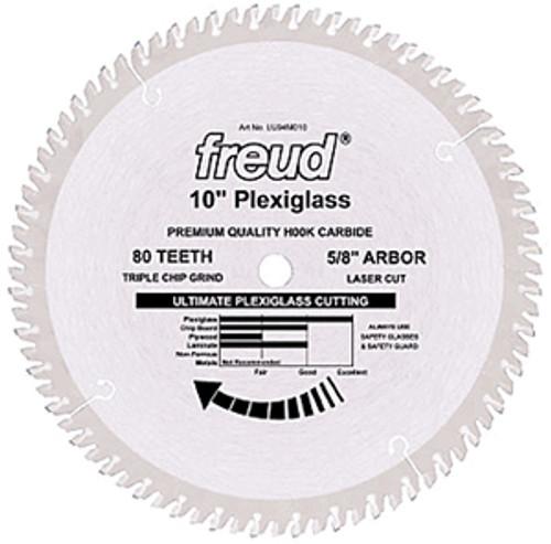 """Freud Plastic-cutting Industrial Saw Blade, 8"""" x 64T"""