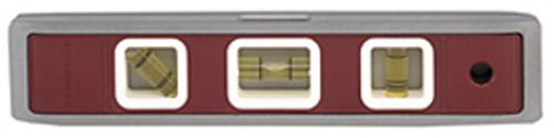 Johnson Level Heavy-duty Magnetic Aluminum Torpedo Level