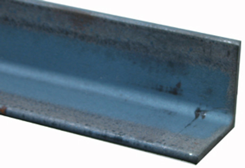 "Sioux City Foundry Hot Rolled Angle, 1/8"" x 3/4"" x 3/4"""