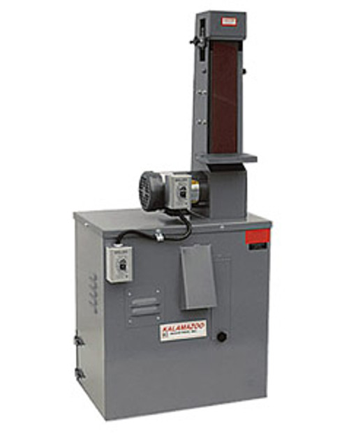 "Kalamazoo 4"" x 60"" Belt Sander Floor Model, 1 PH"