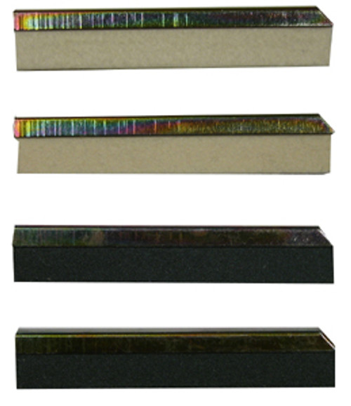 "Lisle Cylinder Hone Set Replacement Stone & Wiper Sets 2.35"" to 2.75"" Cylinder Range"