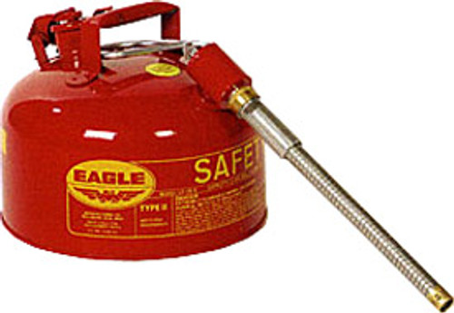 Eagle Type 2 Safety Cans, 2 gal.