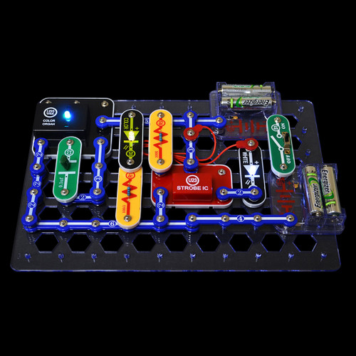 elenco snap circuits light midwest technology products