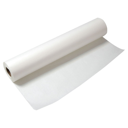 """Alvin Lightweight White Tracing Paper Roll, 24"""" x 20 yd"""