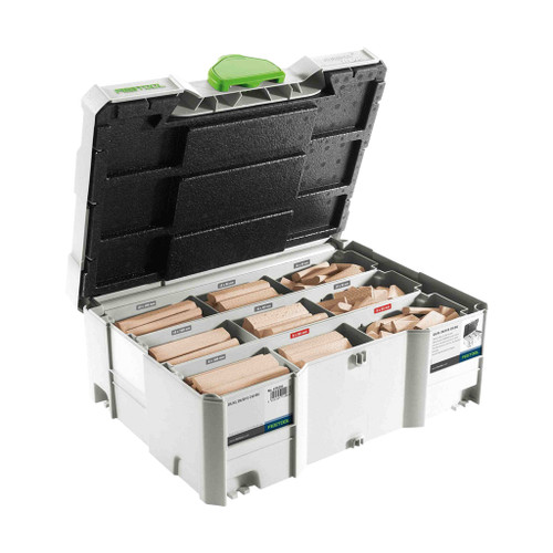 Festool Domino DF 700 XL Tenon Assortment Systainer