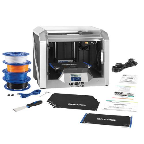 Dremel DigiLab 3D40 Flex EDU 3D Printer with Lesson Plans