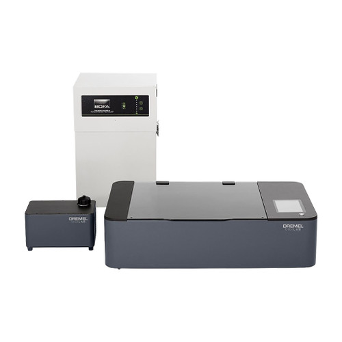 Dremel DigiLab LC40 Laser Cutter with BOFA Filtration DISCONTINUED