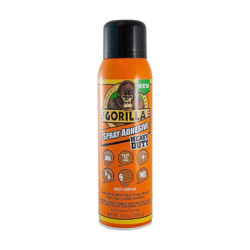 Gorilla Spray Adhesive, 14 oz.