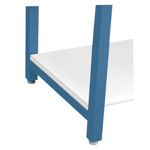 "BenchPro Kennedy Series Work Bench Shelf, 12"" x 46"""