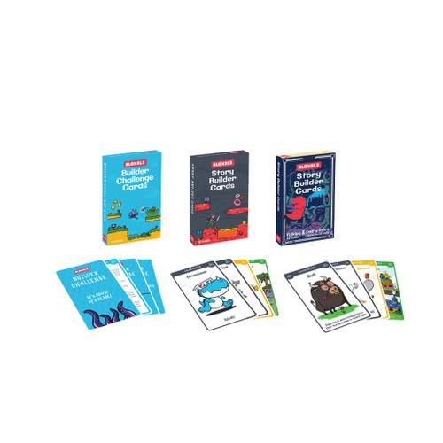 Bloxels Card Deck Bundle