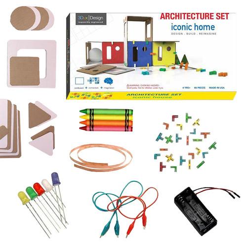 3Dux Design The Power House