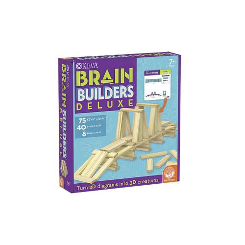 KEVA Deluxe Brain Builders