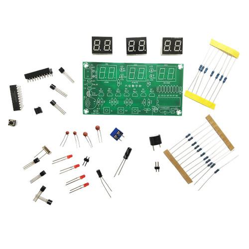 Electronix Express Digital Clock Kit