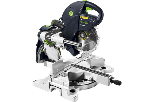 "Festool 10-1/4"" Sliding Compound Miter Saw KAPEX KS 120 REB"