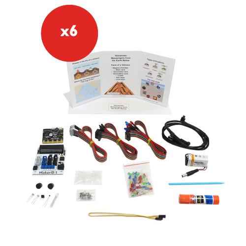 MakerBit Mini-Makerspace Set