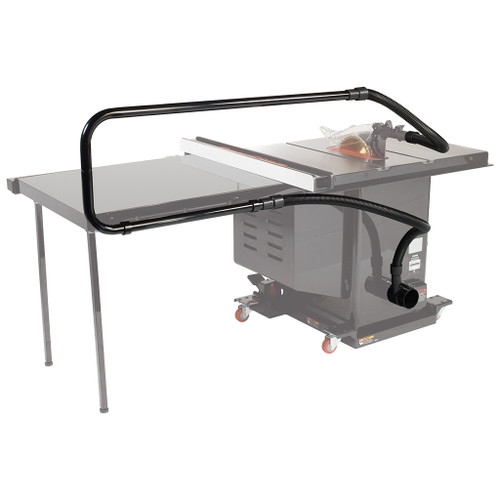 SawStop Over-Arm Dust Collection