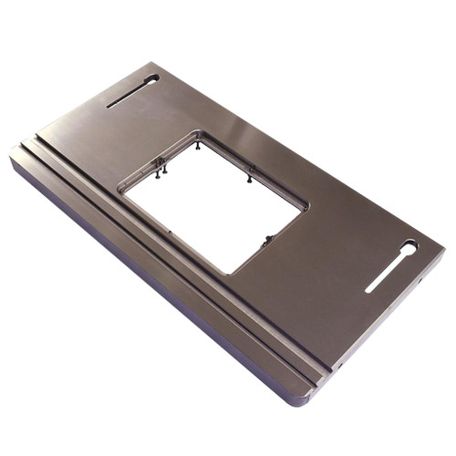 """SawStop 30"""" x 16"""" Cast Iron Router Table Top Only"""