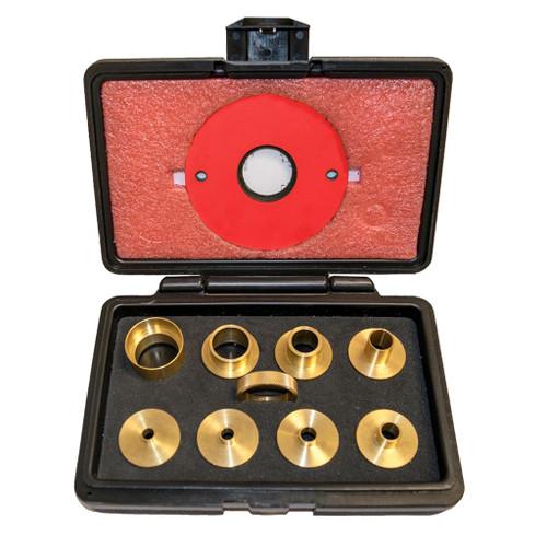 SawStop 9-Piece Brass Precision Template Guide Set