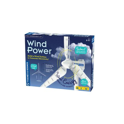Thames & Kosmos Wind Power 4 STEM Experiment Kit