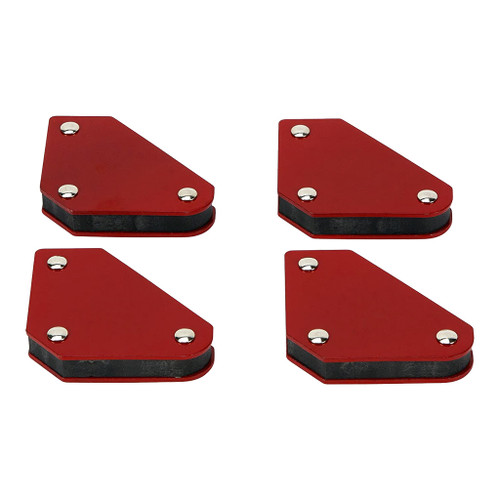 Performance Tool 9 lb. Mini Magnetic Support Jigs, 4-Piece