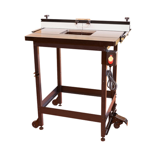 SawStop Standalone Router Table, Cast Iron Top