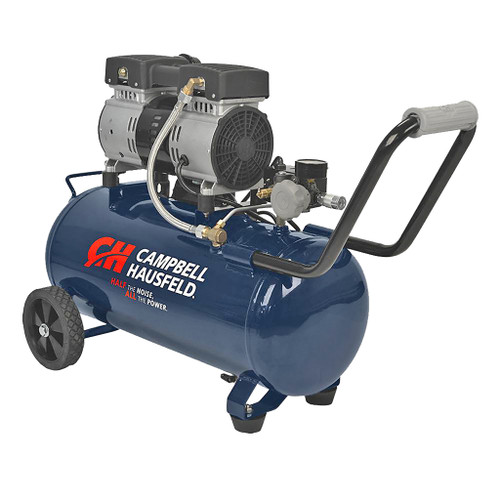 Campbell Hausfeld 8 Gallon Oil-Free Quiet Air Compressor