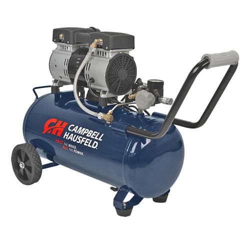 Campbell Hausfeld 8 Gallon Oil-Free Quiet Air Compressor