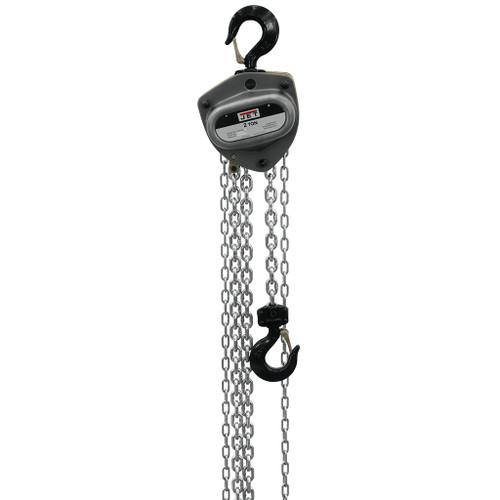 JET L-100 Series 2-Ton Chain Hoist, 10' Lift