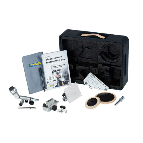 Tormek TNT-808 Woodturner's Sharpening Kit