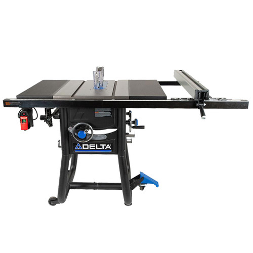 """Delta 10"""" Contractor Table Saw, 30"""" Fence"""
