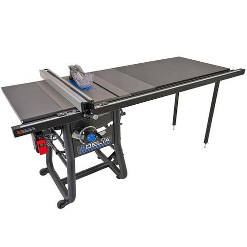 """Delta 10"""" Contractor Table Saw, 52"""" Fence"""