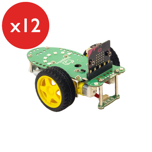 GiggleBot Robot Classroom Kit with Micro:Bit DISCONTINUED