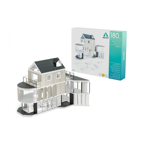 Arckit 180 Architectural Modeling Kit, 350-Piece