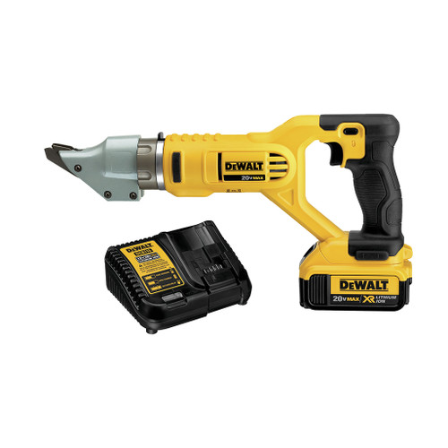 DeWalt 20V Max 14 Gauge Swivel Head Shear Kit
