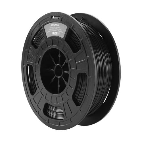 Dremel PLA Filament, 1.75mm, 1.65 lb. Spool, Black