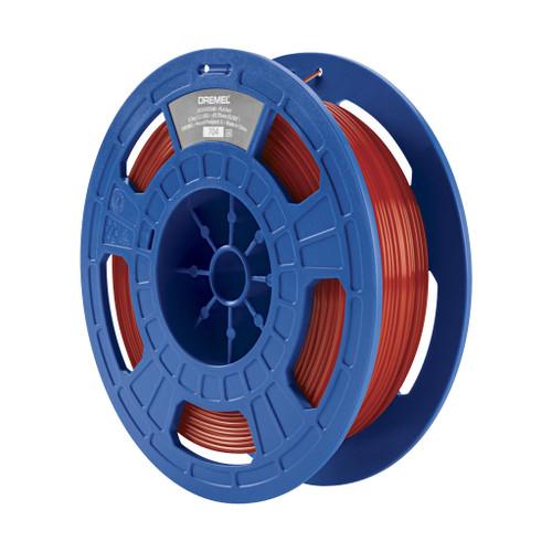 Dremel PLA Filament, 1.75mm, 1.65 lb. Spool, Red