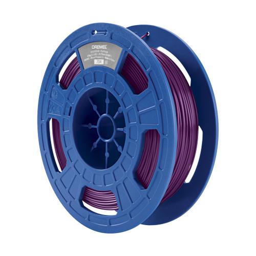 Dremel PLA Filament, 1.75mm, 1.65 lb. Spool, Purple
