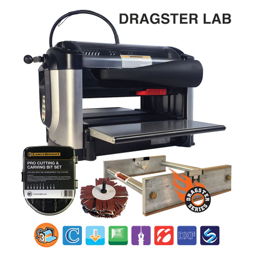 CarveWright CX CNC Machine, Dragster Lab