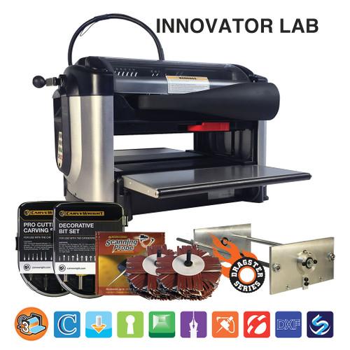 CarveWright CX CNC Machine, Innovator Lab