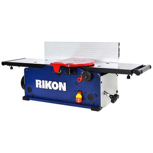 """Rikon 8"""" Jointer with Helical Head"""
