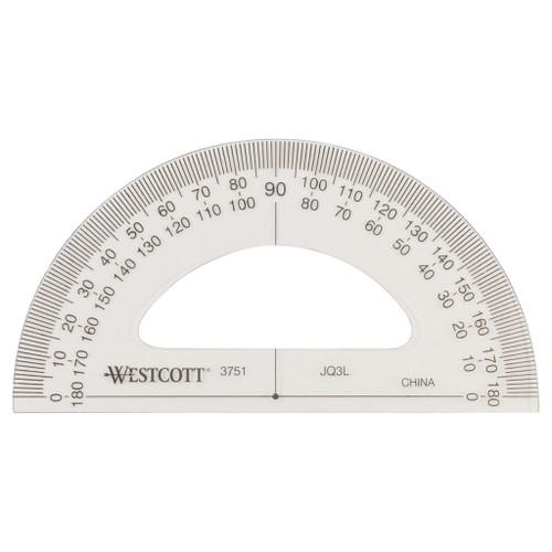 "Westcott 3-1/2"" Protractor"
