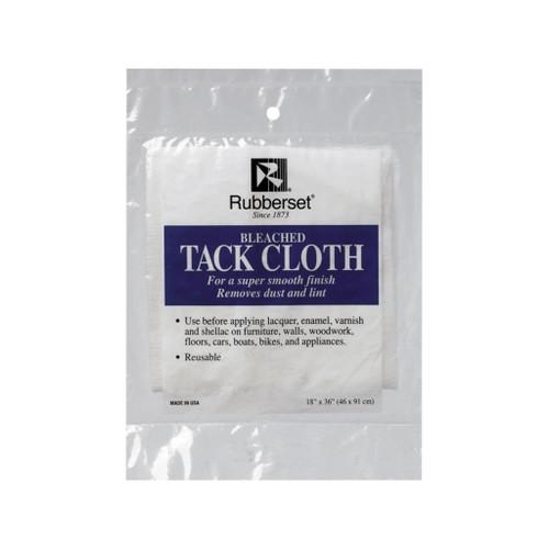 "Rubberset Tack Cloth, 18"" x 36"""