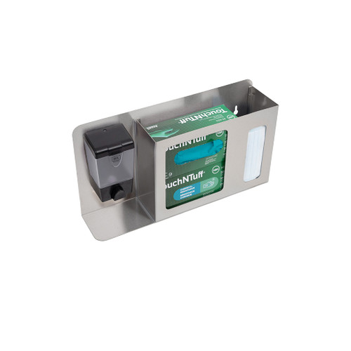Diversified Woodcrafts All-in-One Classroom Hygiene Station