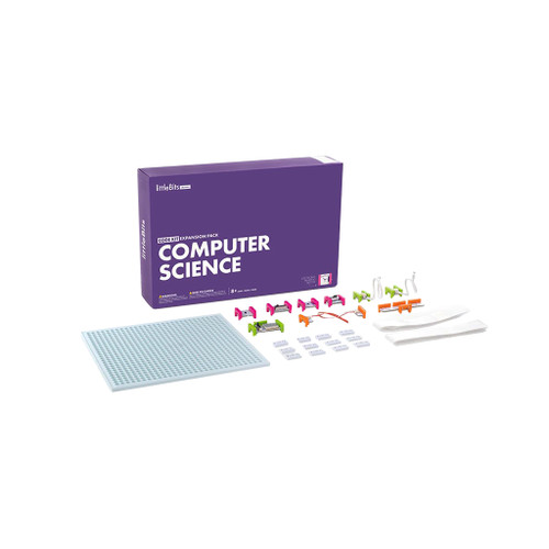 littleBits Code Kit Expansion Pack: Computer Science DISCONTINUED