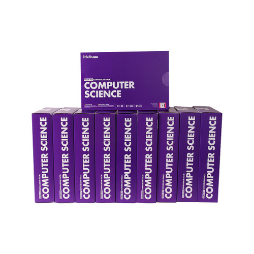littleBits Code Kit Expansion Pack: Computer Science Classroom Bundle DISCONTINUED