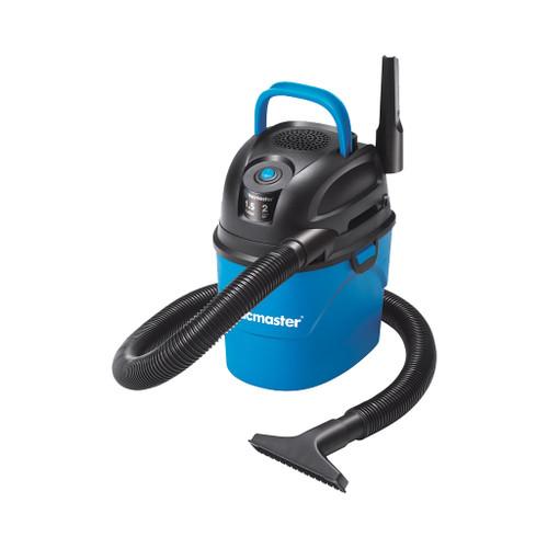 Vacmaster Wet/Dry Vacuum, 1.5 Gallon