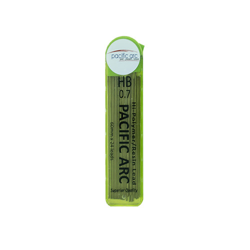 Pacific Arc Hi-Polymer Resin Refill Leads, 0.7mm, HB