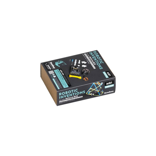 Strawbees Robotic Inventions for Micro:Bit, 1 Kit